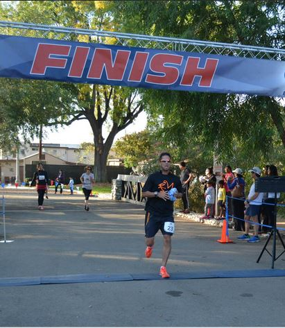 San Gabriel Turkey Trot 10k Race Report
