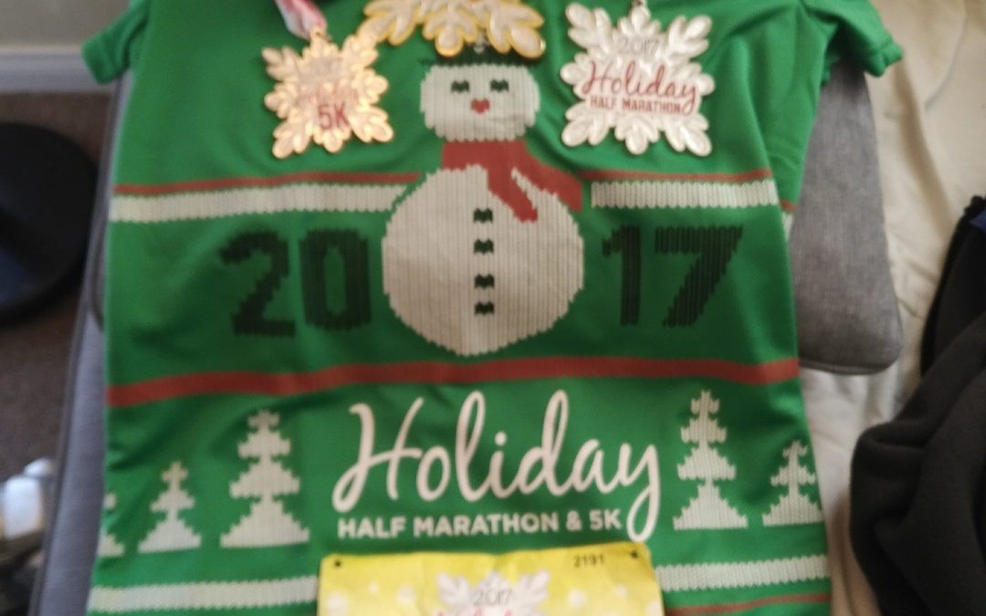 2017 Holiday Half Marathon and 5K