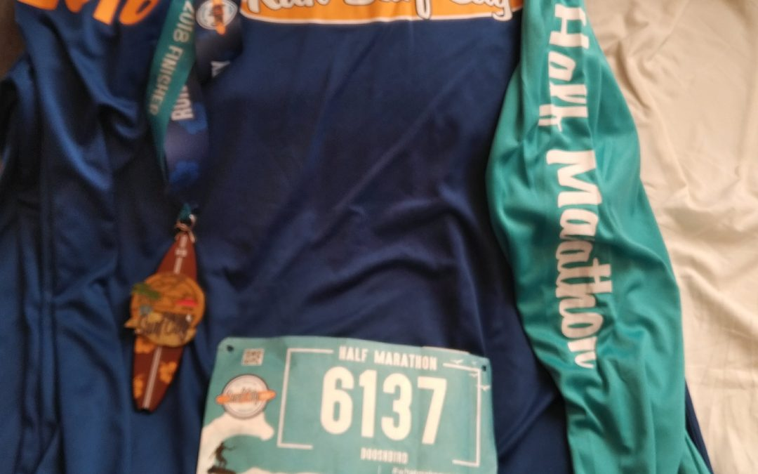 2018 Surf City Half Marathon Race Report