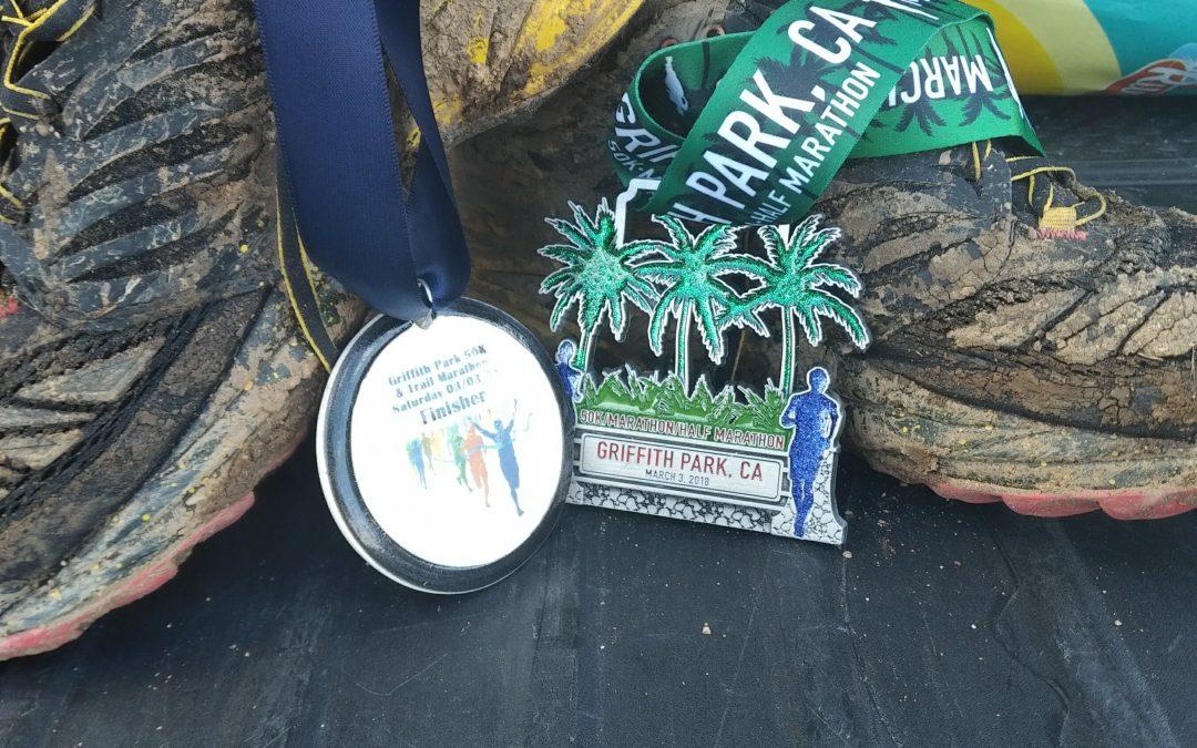 2018 Griffith Park Trail Marathon Race Report