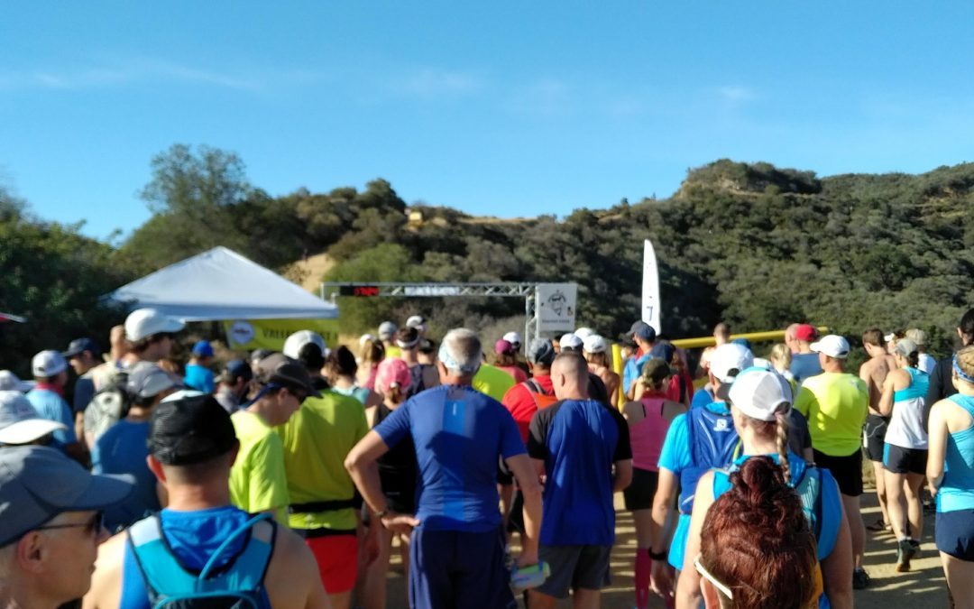 Valley Crest Half Marathon Race Report 2018