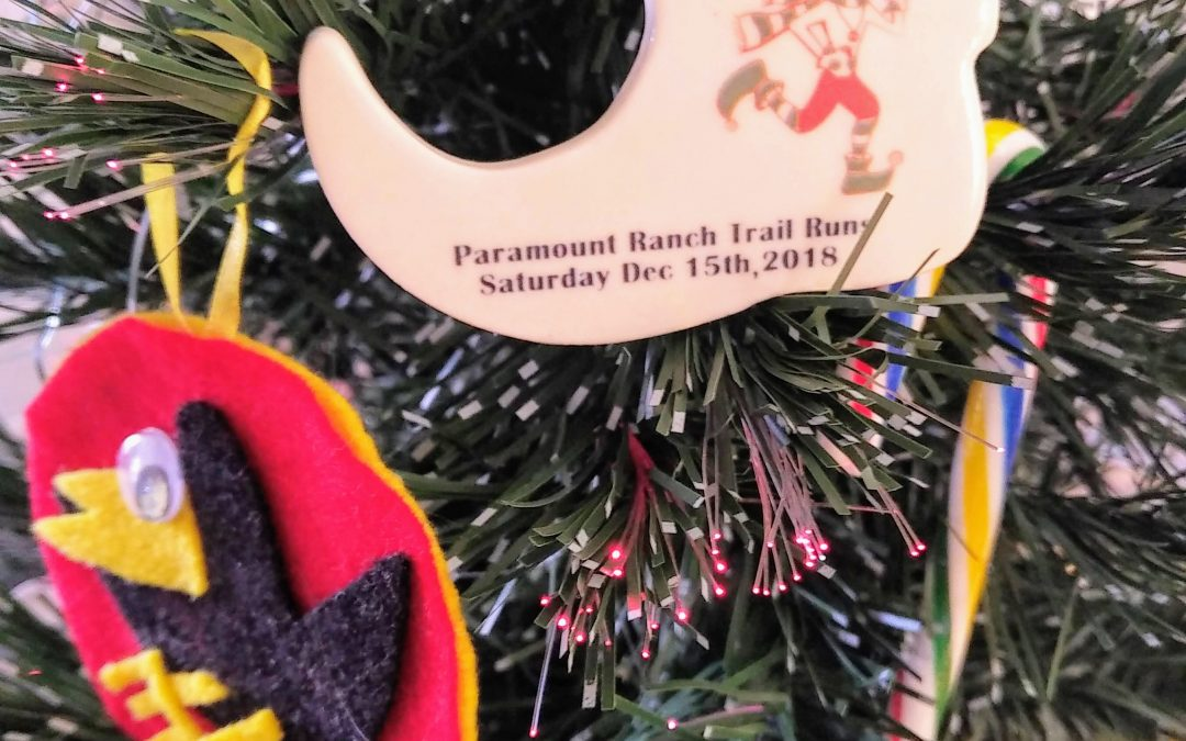 Paramount Ranch 50k Race report 2018