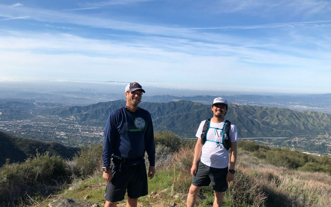 Mt Lukens Via Deukmejian Wilderness Park 2019